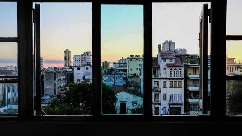windows on Havana